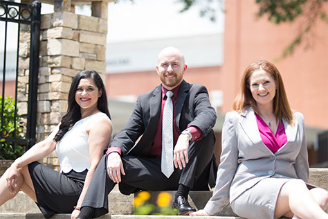 Attorney Tyler Moore and TML Staff