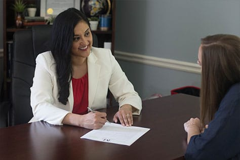 Attorney Sherry Lankford is a Family Law Advocate
